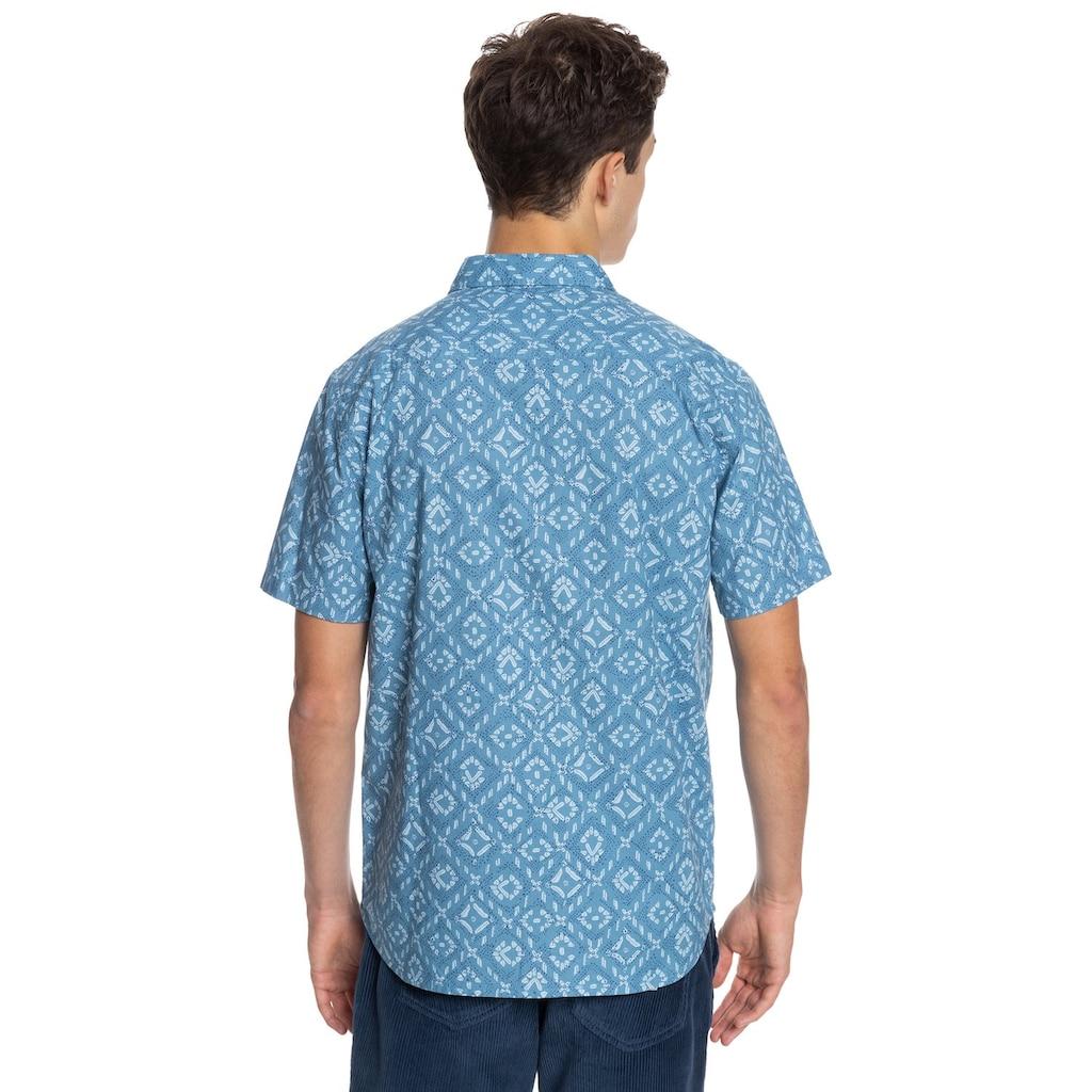 Quiksilver Kurzarmhemd »Baja Blues«