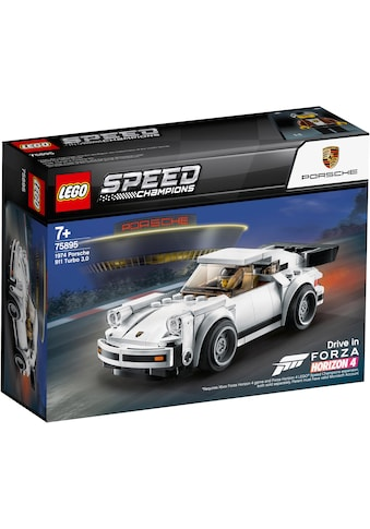 """LEGO® Konstruktionsspielsteine """"1974 Porsche 911 Turbo 3.0 (75895), LEGO® Speed Champions"""", Kunststoff, (180 - tlg.) kaufen"""