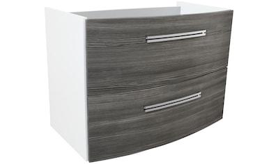 FACKELMANN Waschbeckenunterschrank »Lugano«, Breite 80 cm kaufen