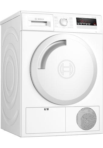 BOSCH Wärmepumpentrockner »WTH83VV9«, 8 kg kaufen