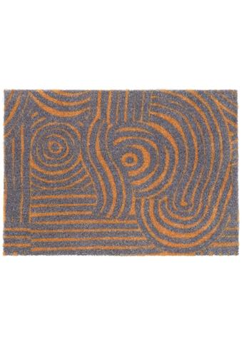 ELLE Decor Fußmatte »Fantastique«, rechteckig, 7 mm Höhe, Schmutzfangmatte, waschbar kaufen