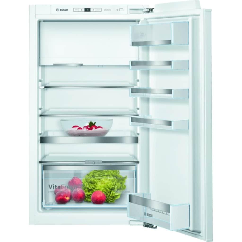 BOSCH Einbaukühlschrank »KIL32ADF0«, 6