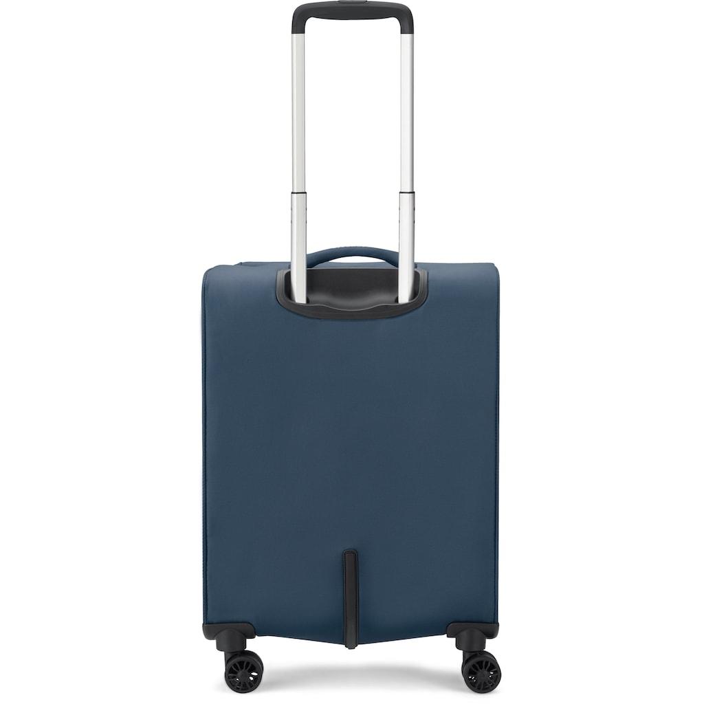 RONCATO Weichgepäck-Trolley »Joy, 55 cm«, 4 Rollen, mit USB-Schleuse