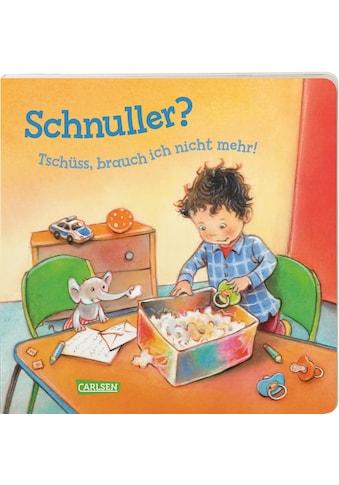Buch »Schnuller? Tschüss, brauch ich nicht mehr! - ab 2 J. (Kleine Entwicklungsschritte) / Anna Taube, Regine Altegoer« kaufen