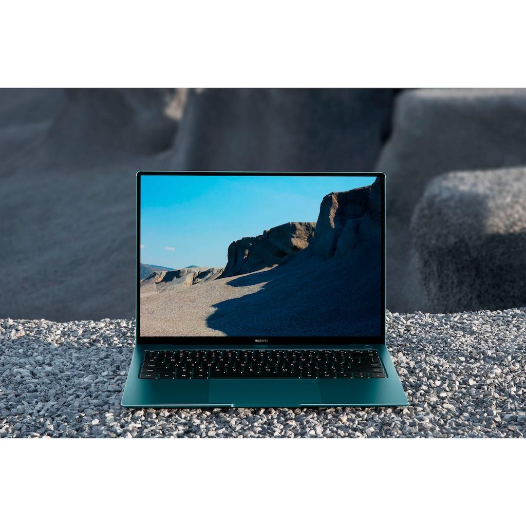 Huawei Notebook »MateBook X Pro 2021 i7 16/1TB, Intel Core i7, Touch, Win10«, (Intel Core i7 Iris Xe Graphics\r\n 1000 GB SSD), 24 Monate Herstellergarantie