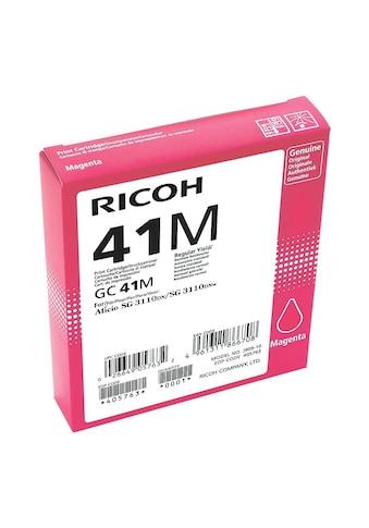 Ricoh Gel-Patrone GC41M kaufen