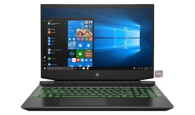 """HP Gaming-Notebook »Pavilion15-ec1206ng«, (39,6 cm/15,6 """" AMD Ryzen 5 GeForce GTX... kaufen"""