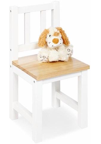 Pinolino® Stuhl »Fenna weiß/natur«, für Kinder kaufen