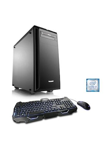 CSL Gaming PC   Intel Core i7 - 8700K   GTX 1080   16 GB DDR4   SSD »HydroX T7995 Wasserkühlung« kaufen