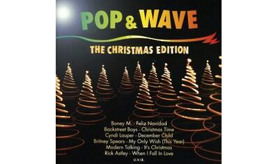 Musik-CD »Pop & Wave-Christmas Edition / Various« kaufen