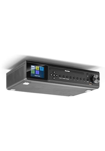 Karcher Küchen-Radio »RA 2060D-B«, (Bluetooth Digitalradio (DAB+)-UKW mit RDS 6 W),... kaufen