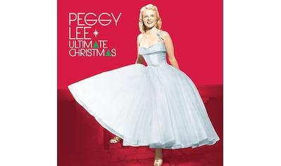 Musik-CD »ULTIMATE CHRISTMAS / LEE,PEGGY« kaufen