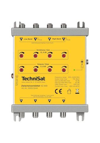 TechniSat Hochleistungs Breitbandverstärker »Zwischenverstärker 4Z - WB« kaufen