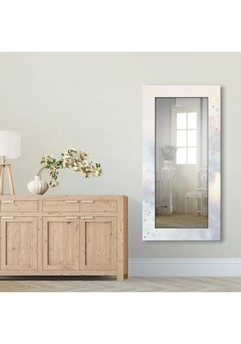 Artland Wandspiegel »Einhorn fresst meinen Sternenstaub«, gerahmter Ganzkörperspiegel... kaufen