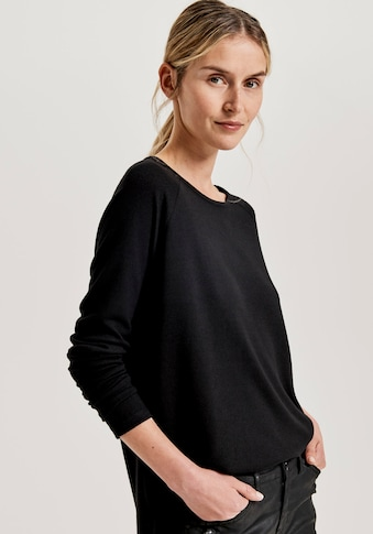OPUS Langarmshirt »Sabreen«, mit Raglan-Ärmeln kaufen