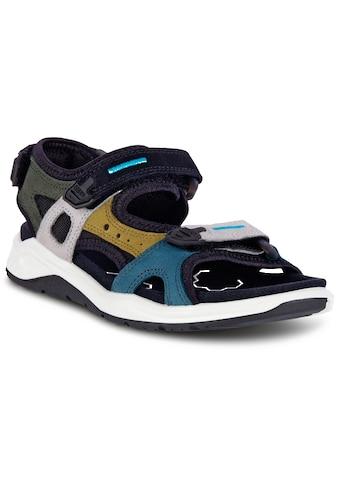 Ecco Sandale »X-TRINSIC«, in mehrfarbiger Optik kaufen