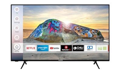 "Techwood LED-Fernseher »U43T52E«, 108 cm/43 "", 4K Ultra HD, Smart-TV kaufen"