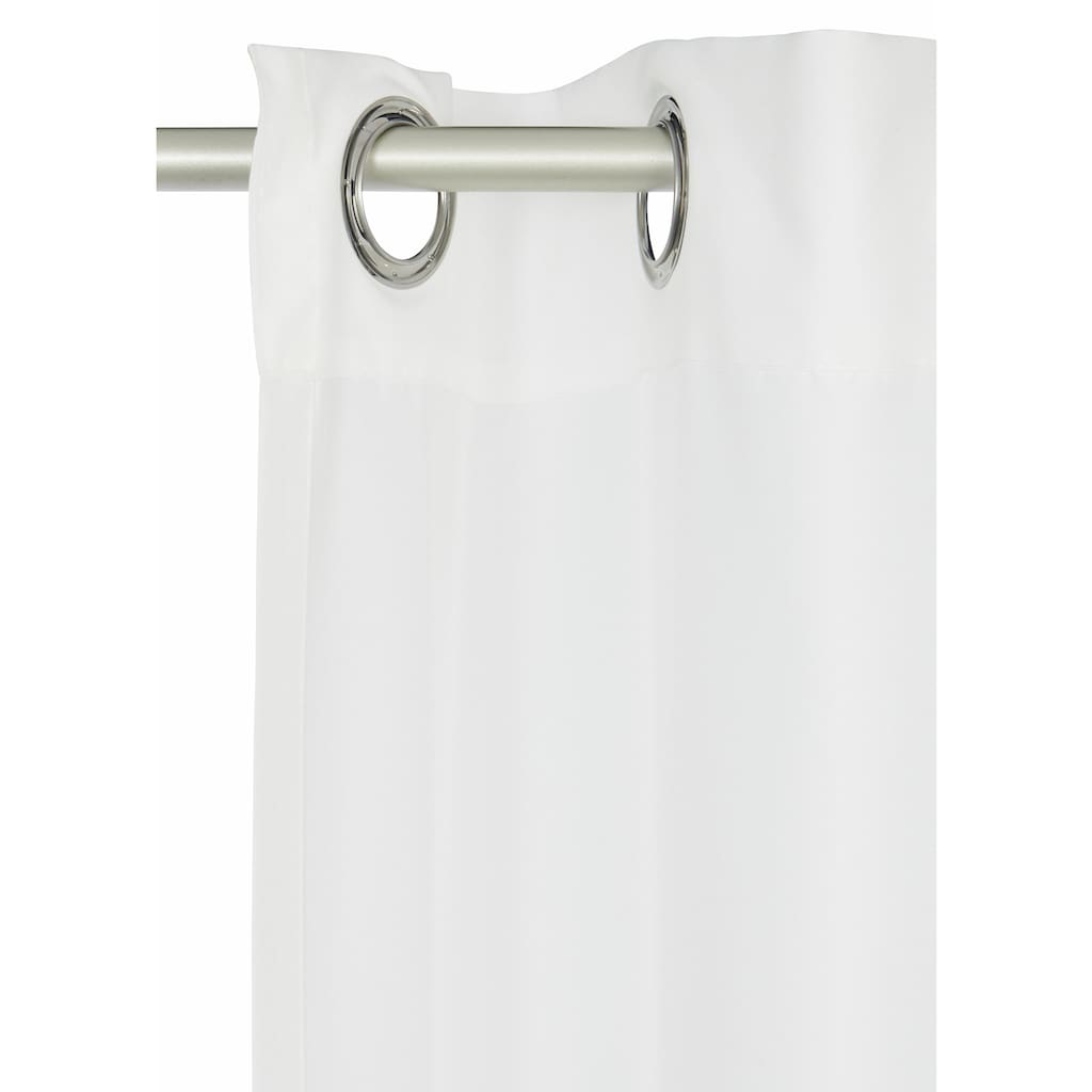 Home affaire Vorhang »Parry«, blickdicht, monochrom, basic