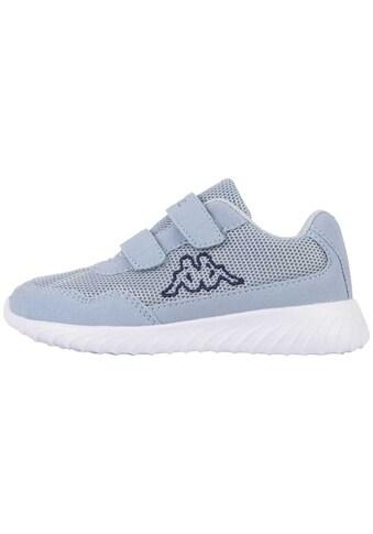 Kappa Sneaker »CRACKER II K«, in kinderfußgerechter Passform kaufen