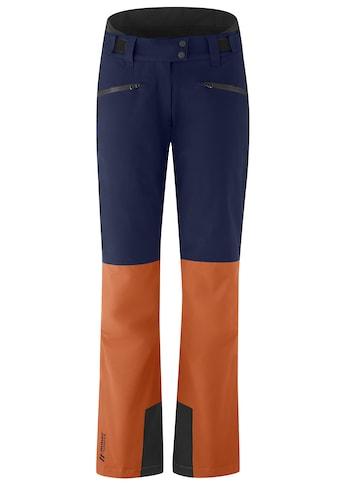 Maier Sports Skihose »Backline Pants W«, Lässig geschnittene Skihose für Piste und... kaufen