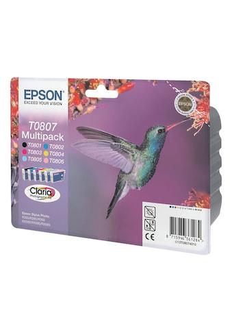 Epson 6er-Multipack Tintenpatronen kaufen