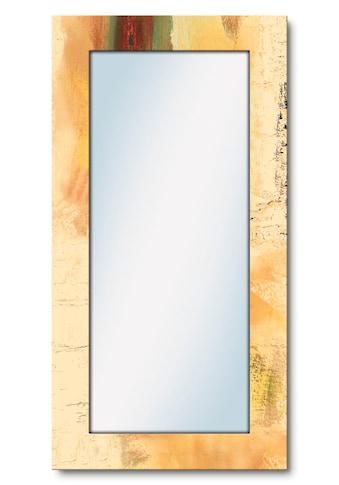 Artland Wandspiegel »Willkommen in unserem Zuhause«, gerahmter Ganzkörperspiegel mit... kaufen