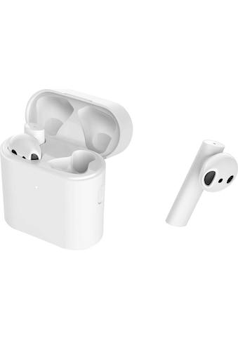 Xiaomi wireless In-Ear-Kopfhörer »Mi True 2S«, Bluetooth, Freisprechfunktion-Noise-Cancelling kaufen