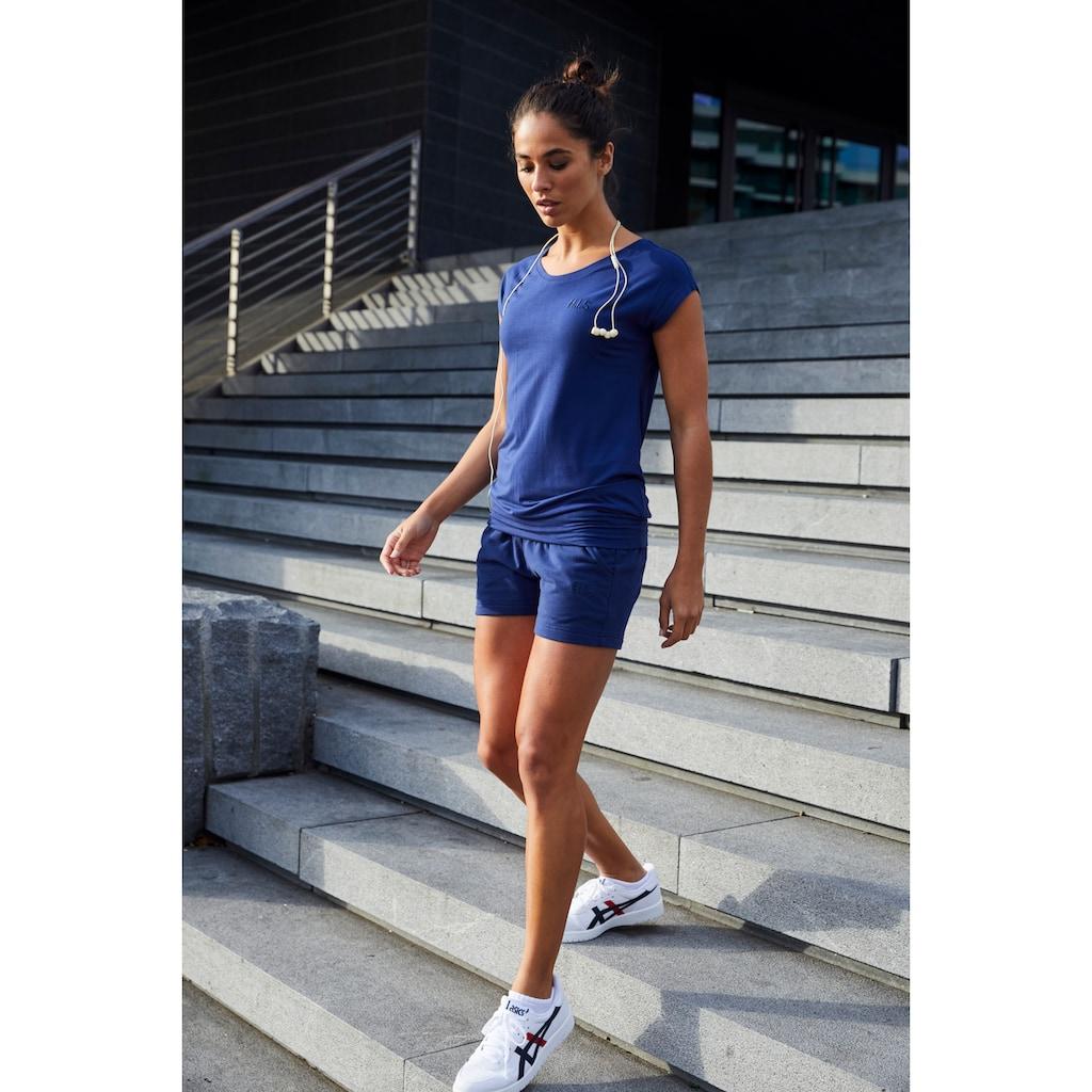 H.I.S T-Shirt »Nachhaltige LENZING™ ECOVERO™ Viskose«