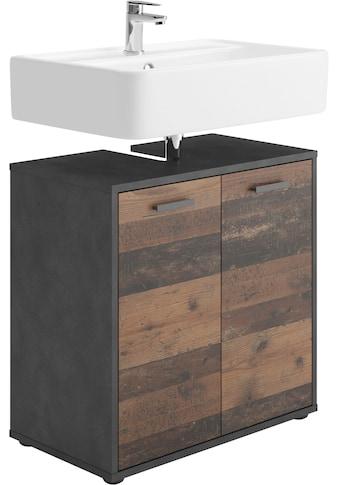 FMD Waschbeckenunterschrank »Madoc«, mit 2 Türen kaufen