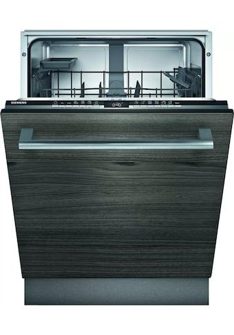 SIEMENS vollintegrierbarer Geschirrspüler »SX63HX60AE«, iQ300, SX63HX60AE, 13 Maßgedecke kaufen