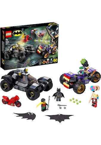 LEGO® Konstruktionsspielsteine »Jokers™ Trike-Verfolgungsjagd (76159), LEGO® DC Comics... kaufen