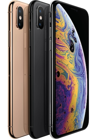 "Apple iPhone Xs 5,8"" 64 GB Smartphone (14,7 cm / 5,8 Zoll, 64 GB, 12 MP Kamera) kaufen"