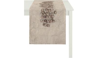 APELT Tischläufer »7914 Walnuss«, (1 St.) kaufen