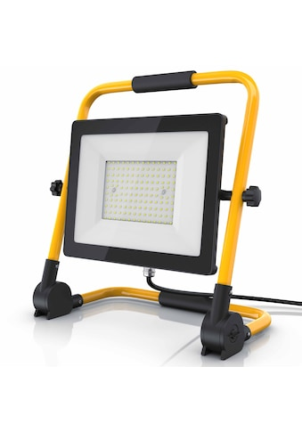 Brandson LED Baustrahler für Innen und Außenbereich »100 W / 9500 Lumen / IP65 (wasserfest)« kaufen