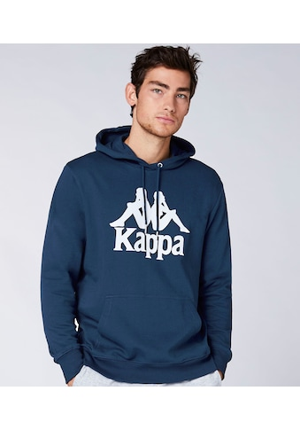Kappa Kapuzensweatshirt »AUTHENTIC TAINO«, mit plakativem Logoprint kaufen