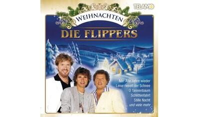 Musik-CD »WEIHNACHTEN - DIE FLIPPERS / FLIPPERS,DIE« kaufen