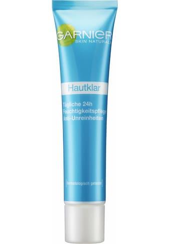 GARNIER Feuchtigkeitscreme »Hautklar Tägliche 24H«, Anti-Unreinheiten kaufen