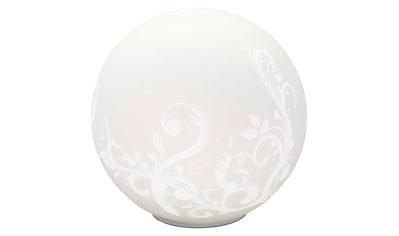 Brilliant Leuchten Bona Tischleuchte weiß kaufen