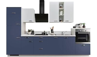 Express Küchen Küchenzeile »Bari«, ohne E-Geräte, mit Soft-Close-Funktion und... kaufen