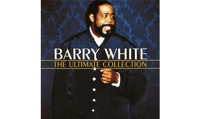 Musik-CD »ULTIMATE COLLECTION, THE / WHITE,BARRY« kaufen
