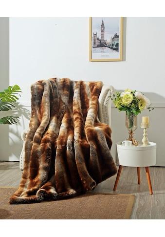 Wohndecke »Zobel«, Star Home Textil kaufen