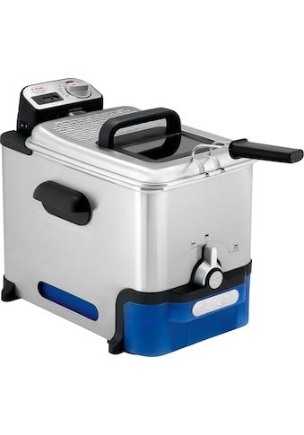 Tefal Kaltzonenfritteuse FR8040 Oleoclean Pro Inox & Design, 2300 Watt kaufen