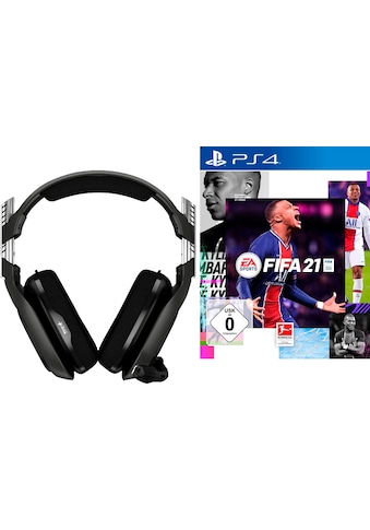 ASTRO Gaming-Headset »A40«, Rauschunterdrückung, inkl. FIFA 21 kaufen
