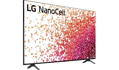 "LG LCD-LED Fernseher »55NANO759PA«, 139 cm/55 "", 4K Ultra HD, Smart-TV, NanoCell kaufen"