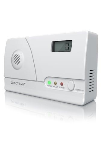 Brandson Kohlenmonoxidmelder, LCD-Display, Langzeitmessung kaufen