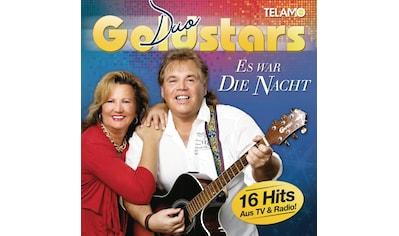 Musik-CD »ES WAR DIE NACHT / DUO GOLDSTARS« kaufen