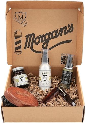 Morgan's Bartpflege-Set »Beard Grooming Gift Set«, (5 tlg.) kaufen
