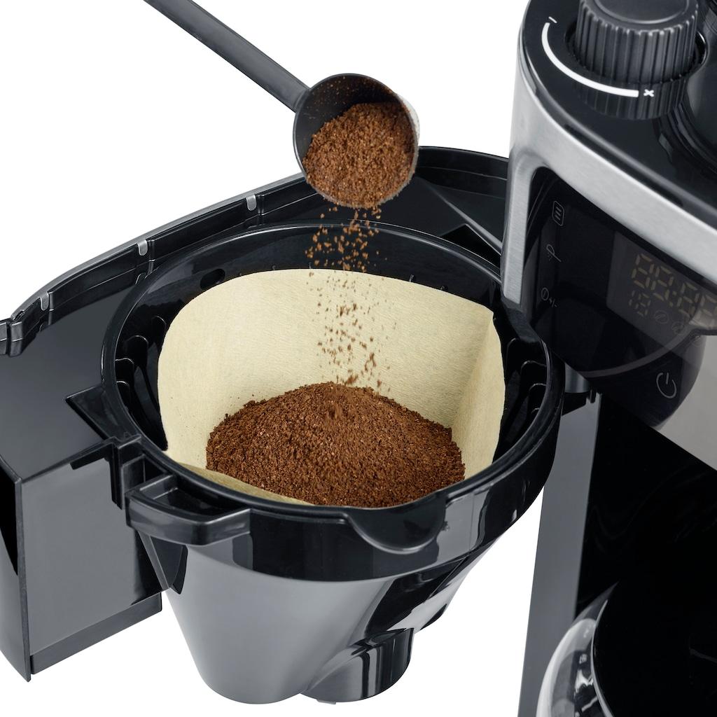 Severin Kaffeemaschine mit Mahlwerk »KA 4813«, Permanentfilter, 1x4