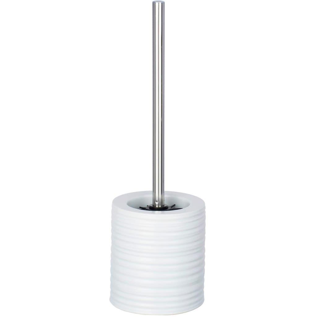 WENKO WC-Garnitur »Mila«, Bürstenkopf-Durchmesser 7,5 cm
