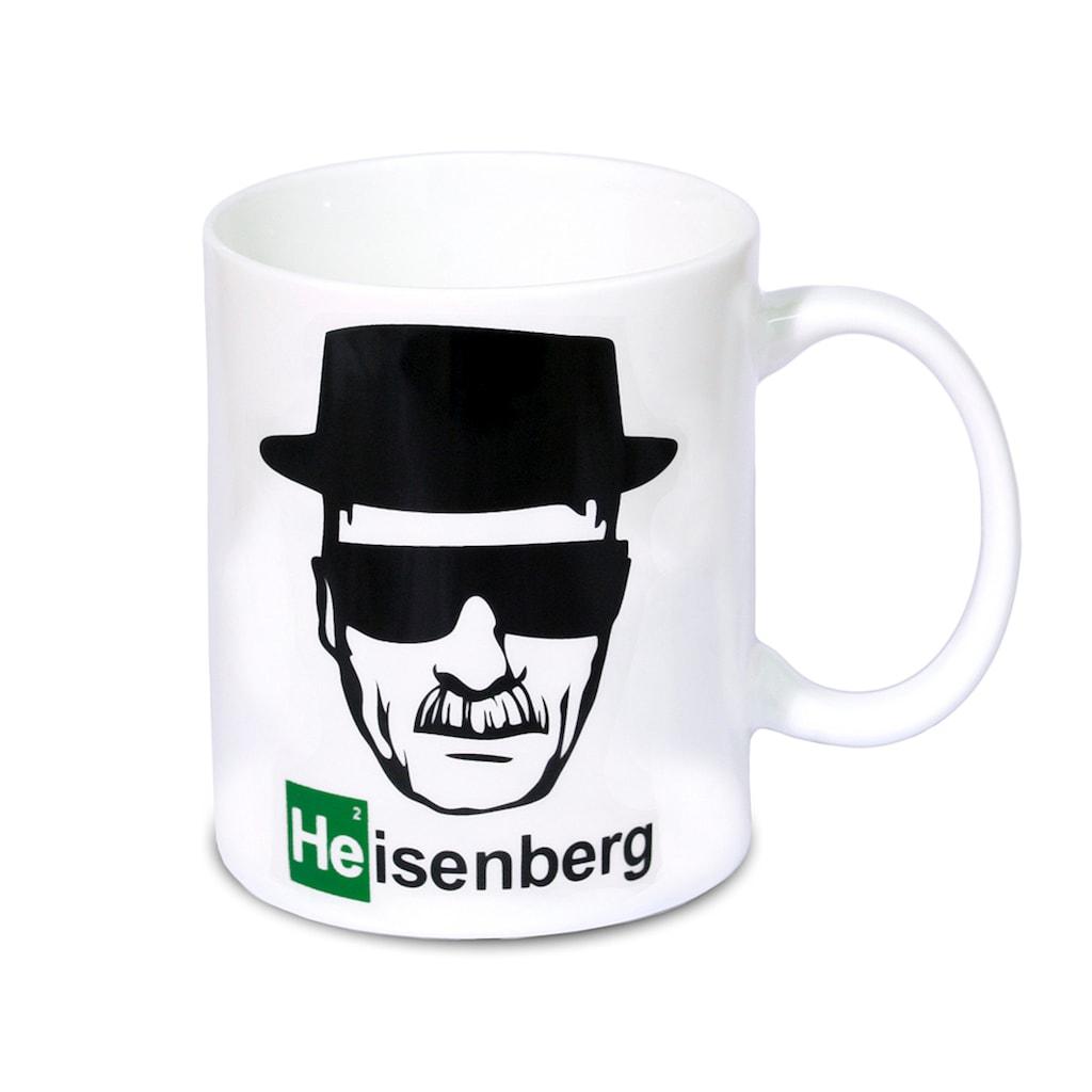 LOGOSHIRT Tasse im Breaking Bad - Stil